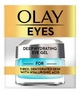 Olay Eyes Deep Hydrating Eye Gel 15ml - New & Boxed