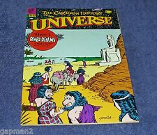 Larry Gonick 1979 Rip Off Press Cartoon History Of The Universe #3 River Realms
