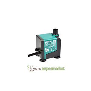 NEWA MICRO JET 320 WATER PUMP ( MC 320 ) HYDROPONICS NFT AQUARIUM SUBMERSIBLE