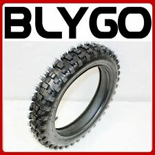 "GL 80/100-12 3.00- 12"" Inch Rear Knobby Tyre Tire + Tube PIT PRO Trail Dirt Bike"