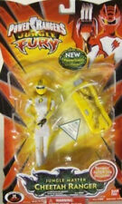Power Rangers Jungle Fury - Jungle Master Yellow Cheetah Female Ranger (MOC)
