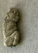 ANCIENT PRE-COLOMBIAN /MAYAN/ AZTEC FIGURE--MAN OR MONKEY??