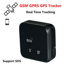 Mini GSM GPRS GPS Tracker Auto Car Real Time Tracking System Device Locator SOS