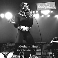 MOTHER'S FINEST - LIVE AT ROCKPALAST 2 CD NEU