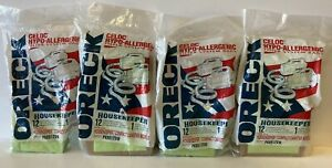 Lot of 4 Packs (44 Bags) - Oreck PKBB12DW Housekeep Hypo-allergenic Filter Bags