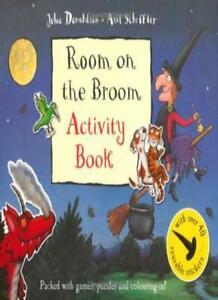 Room on the Broom Activity Book By Julia Donaldson, Axel Scheffler