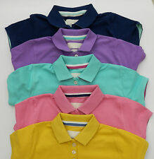 BODEN JOHNNIE B GIRLS PIQUE POLO TEE TOP 5 COLOURS BNWOT AGES 8-16 YEARS