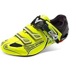 vittoria fluorecent cycling shoes size 42.5