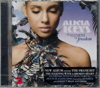 ALICIA KEYS : THE ELEMENT OF FREEDOM / CD - NEU