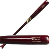"""Marucci CUTCH22 Youth Pro Model 30"""" Wood Baseball Bat Cherry CUTCH 22 Y CH"""