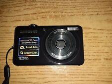 Samsung TL100 12.2MP Digital Camera - Black