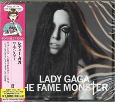 LADY GAGA-THE MONSTER-JAPAN CD Ltd/Ed B63