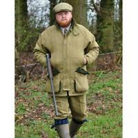 Mens Tweed Countryman Waterproof Jacket - Tweed Breeks - Tweed Flat Cap