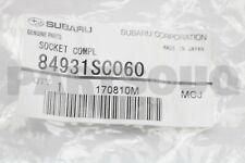 84931SC060 Genuine Subaru SOCKET COMPL 84931-SC060