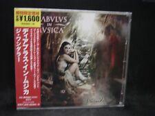DIABULUS IN MUSICA The Wanderer JAPAN CD Dragon Lord Spain Symphonic Heavy Metal