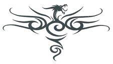 DRAGON TRIBAL DESIGN Temporary Tattoo