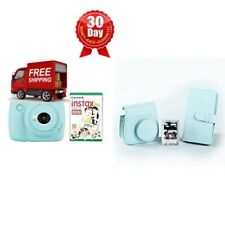 Instax Mini 9 Camera With 10 Shots - Ice Blue