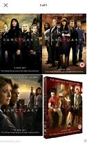 SANCTUARY COMPLETE SEASON - 1 2 3 4 DVD Set Series All Episodes New UK Release