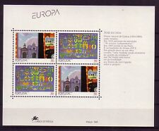 Portugal Michelnr Block 93 postfrisch (Kunst :1962)