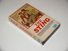 Betamax Video ~ The Sting ~ Newman/Redford ~ CIC Video ~ *Uncut Carton Pre-Cert*