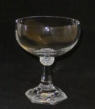 Rosenthal Glas Classic Rose Maria klar Likörschale 8,8 cm h. / 7 cm Kelch