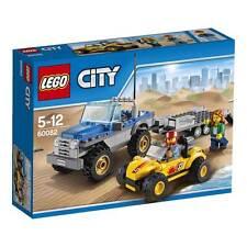 LEGO CITY  RIMORCHIO DUNE BUGGY  5-12  RARO FUORI PRODUZIONE  ART 60082
