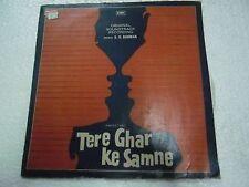 TERE GHAR KE SAMNE S D BURMAN 1968  RARE LP RECORD OST orig BOLLYWOOD VINYL EX