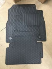 GENUINE VAUXHALL ASTRA J RUBBER FLOOR MATS SET (SET OF 4) NEW 2010-2015