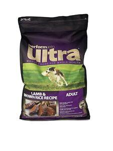 Performatrin Ultra Lamb & Brown Rice Adult Recipe Dog Food 14.3 lb  03/2022