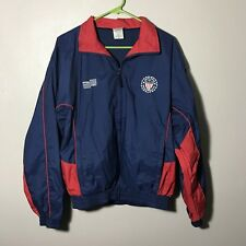 United States Soccer Federation Official Sports International USA Jacket Medium