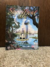 New listing Super Bowl XXXI (31) Official Game Program from 1997, VG