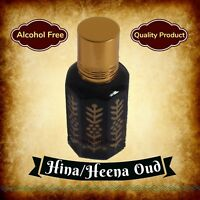 HINA/HEENA OUD:  Indian, Oriental, Arabian, Attar, Itr, Perfume, Fragrance Oil