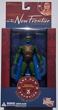 DC THE NEW FRONTIER. MARTIAN MANHUNTER. SERIES 2 Collector Action Figure. NIB