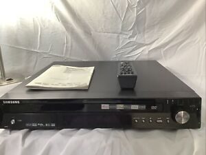 Samsung HT-X70 1200 Watt Home Theater Receiver 5 Disc Player- Remote And Manual