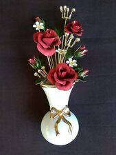 The Empress' Winter Bouquet-Igor Carl Faberge-Franklin Mint
