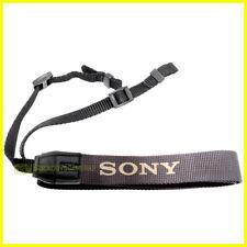 Tracolla originale Sony per fotocamere reflex, originale. Genuine strap.
