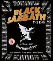 BLACK SABBATH 'THE END' (Birmingham, 4th February 2017) BLU RAY (2017)