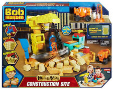 Bob the Builder DMM55 - Mash & Mould Construction Site Playset