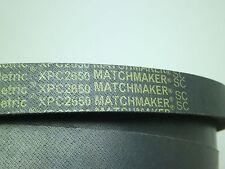 "NEW! XPC2650 V Belt 22 x 2650m (104"") Wedge Cogged Matchmaker Machine V-Belt SM"