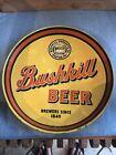 """1930's/40's Bushkill Beer 13""""  Beer Tray Bushkill Products Company Easton, Pa."""