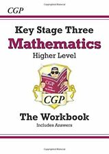 KS3 Classeur de maths (y compris les réponses) - niveaux 5-8 : Workbook et