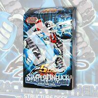 YuGiOh STRUCTURE DECK MACHINA MAYHEM | 40 CARD FACTORY SEALED Fortress Gearframe