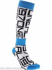 O'neal ONEAL pro motocross MX BMX socks TYPO adult knee high