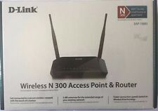 D-link DAP-1360U Wifi Wireless N 300Mbps Access Point Router Repeater Brand NEW