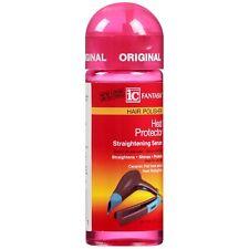 IC Fantasia Hair Polisher Heat Protector Straightening Serum for Heat Tools 2oz