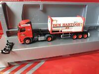 VOLVO FH 1248 << DEN HARTOGH Logistics  POLSKA SP. Z O.O. >>20 FT GAS Container