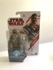 Star Wars TLJ The Last Jedi Chewbacca Force Link 3,75' 1 Piece MOC