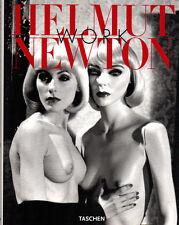 Helmut Newton. Work. Taschen. 2008. MB40