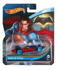Hot Wheels Man of Steel DC Comics Batman VS Superman Characters 2016 DKJ79