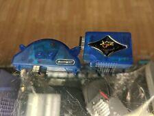 dreamGear Wireless Adapter For Gameboy Advance GBA – BLUE & Earphone Adapter